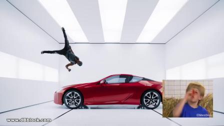 音效制作展示丨这是汽车音效与有趣剪辑的完美结合!