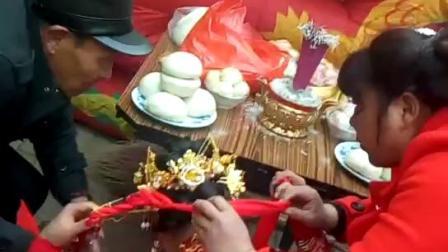 晋城市结婚风俗