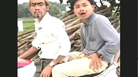 广西老表搞笑喜剧:酱爆询问路人,没想到烟给