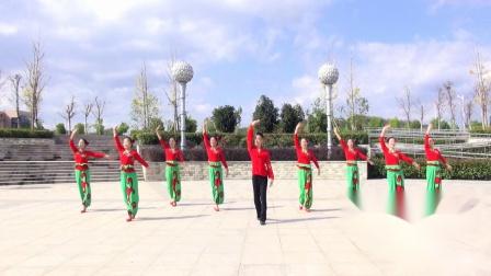 广西廖弟原创健身舞《争什么争》