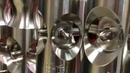车铣复合加工视频-精弗斯-高难度车铣部位