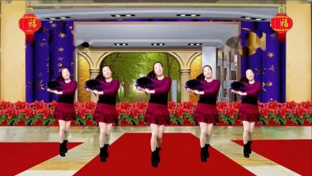 尧玉华广场舞《欢乐中国年》.mp42~1