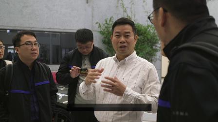 中国媒体参观Karma汽车创新定制中心 | Karma