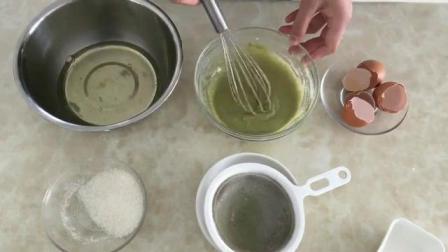 新手学烘焙 学做蛋糕的基础知识 裱花教程