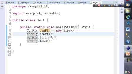 Java语言程序设计21