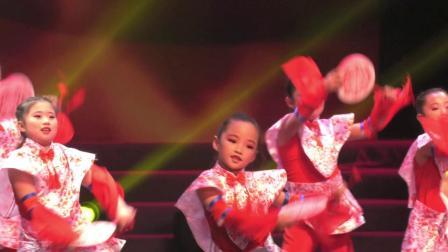 山西省第五届舞彩童年少儿舞蹈大赛 《鼓舞中国》