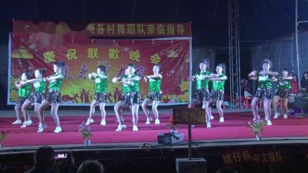 上河林舞蹈队《眉飞色舞》2019上河林庆祝陈罗古庙周年晚会