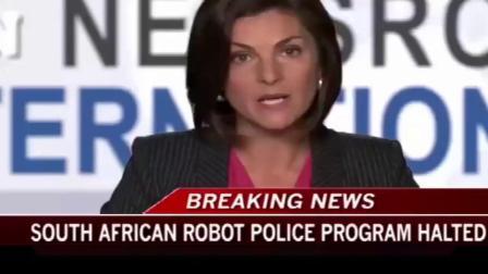 第九区导演的科幻新作品《超能查派》你想不想要一个这样的机器人
