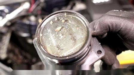 如何安装日立空气流量传感器- Hitachi Automotive Systems Espelkamp