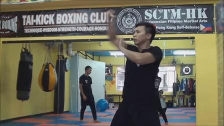 SCTM香港戴志良魔杖示范