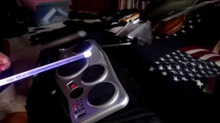 ROCKSTIX 13色发光鼓棒介绍及演示 视频 6