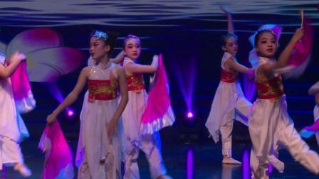 山西省第五届舞彩童年少儿舞蹈大赛  秀色   爱舞舞蹈艺术培训