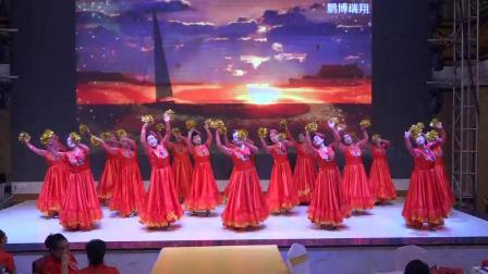 森吉德玛艺术团采编舞蹈祖国颂久久舞蹈队范瑞清