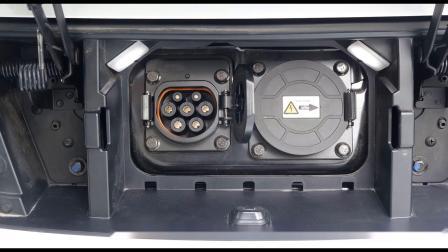 1.比亚迪e5纯电动车交流充电故障检修(1.9)