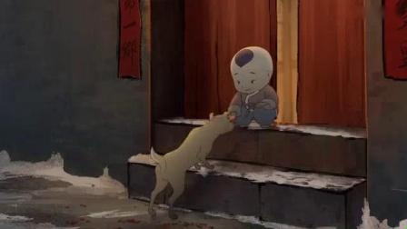 我在《中国唱诗班》系列动画之《元日》(嘉定