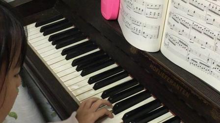 2018.12.2 苏格兰舞曲 钢琴练习