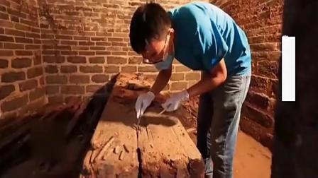 明代古墓发掘,考古人员打开后景象令人惋惜!