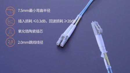 OM3/OM4多模光纤跳线的介绍和应用