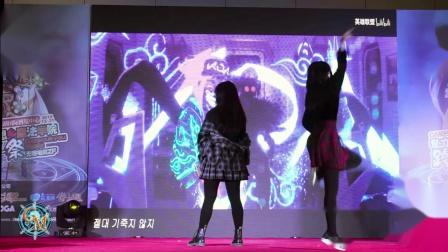 GM09跨年祭-宅舞PK赛14【正经社】POP STARS