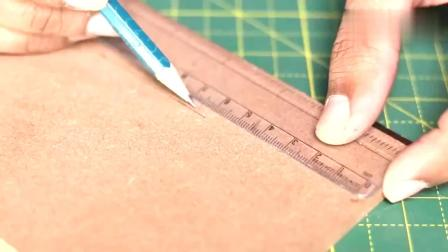 牛人用胶木板制作电锯,这工具小巧又实用,真
