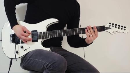 Aria 电吉他多种风格弹奏 视频 2