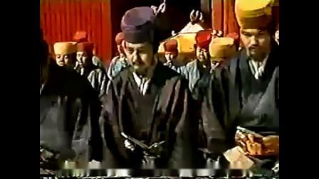日本冲绳首里城祭历史重演琉球君主穿戴明朝郡王衣冠接见满清使者