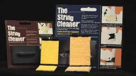 ToneGear 旗下 The String Cleaner 吉他贝司擦弦器介绍
