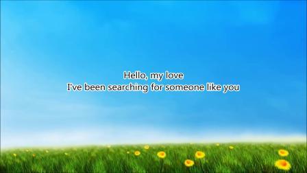 Westlife - Hello My Love (歌词版)