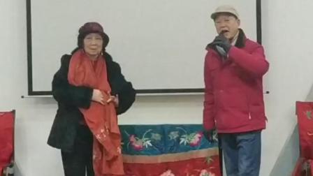 川剧访友演唱,李玉珍,雷长生后堡年迊茶会VID_20190111_145310