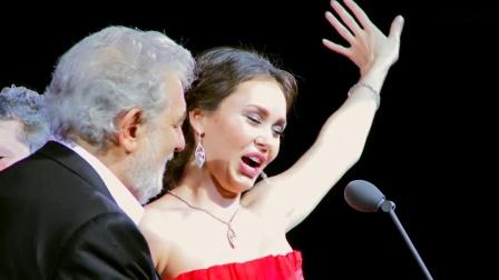 我在Placido Domingo, Aida Garifullina - Don Giovanni-Zerlina Duet莫扎特截了一段小视频