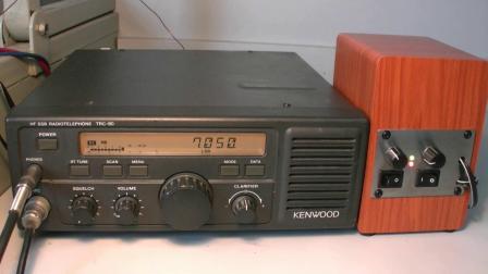 短波单边带电台,静噪音箱,效果等同对讲机