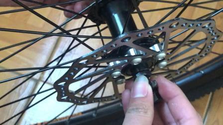 自行车安装