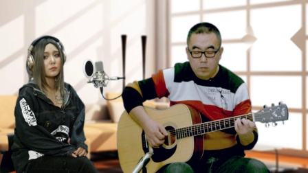 魏如萱《香格里拉》吉他翻唱 大伟吉他