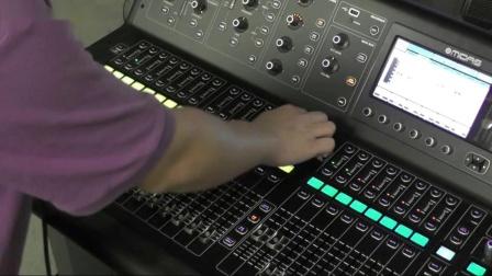 midas  m32教程视频6-改换推子