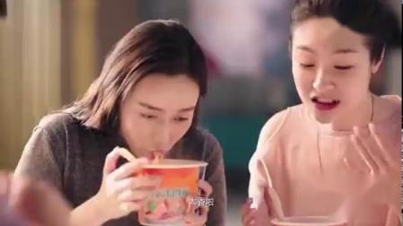 康师傅香辣牛肉面 15秒