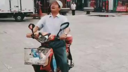 天津网红大爷