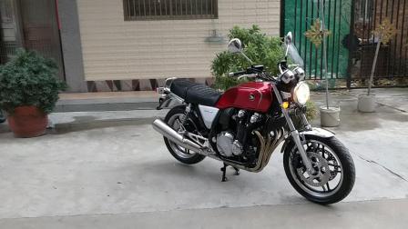 2011年本田CB1100 高配ABS版 原板原漆。