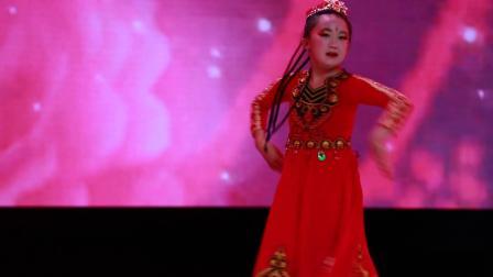 2019银河之星少儿艺术盛典延安选区 选送单位:靖边县蓝天少儿舞蹈培训中心  指导老师:张芳芳 舞蹈《古丽娅尔》