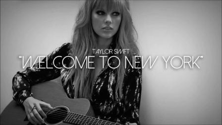 Taylor Swift - Welcome To New York (INSTRUMENTAL)