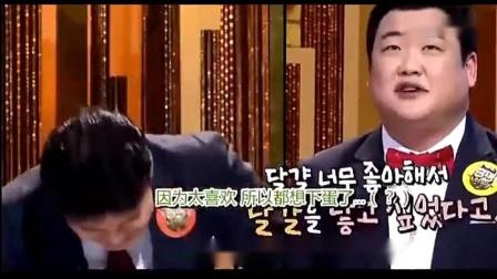 韩国美食综艺节目直播,中国盖浇饭轻松征服韩国名厨厨师的胃