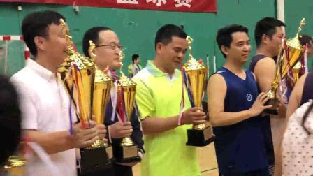 2018年华农教职工篮球赛公管学院精彩回顾