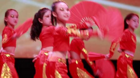 2019银河之星少儿艺术盛典延安选区 选送单位:靖边县蓝天少儿舞蹈培训中心  指导老师:张芳芳 舞蹈《少年志》