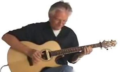 美国Glider吉他变调夹 视频 2