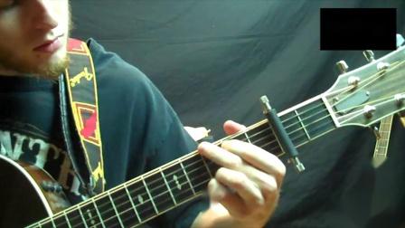 美国Glider吉他变调夹介绍及演示 视频4