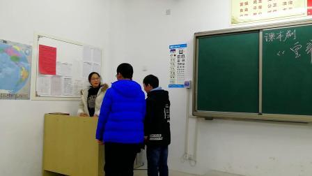 太湖县实验中学703班课本剧《皇帝的新装》