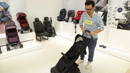 Nuna新款婴儿推车pepp next安装视频