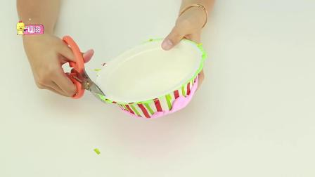 爱食玩视频 第84集 草莓蛋糕食玩玩具