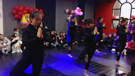 唯雅十周年年会演出——流瑜伽