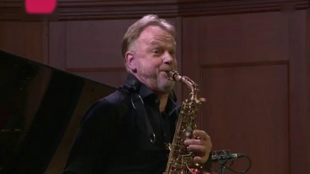 "F. Schmitt ""Legende"". Arno Bornkamp - saxophone, Maria Nemtsova - piano"