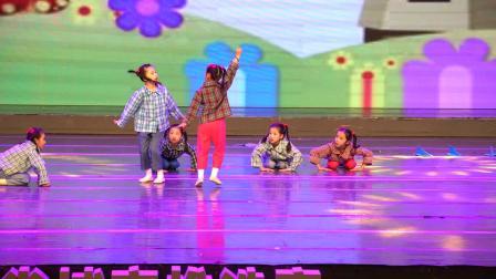 """""""舞蹈世界""""中外少儿舞蹈大赛20、《心中的纸飞机》兴宁市舞佳培训机构"""